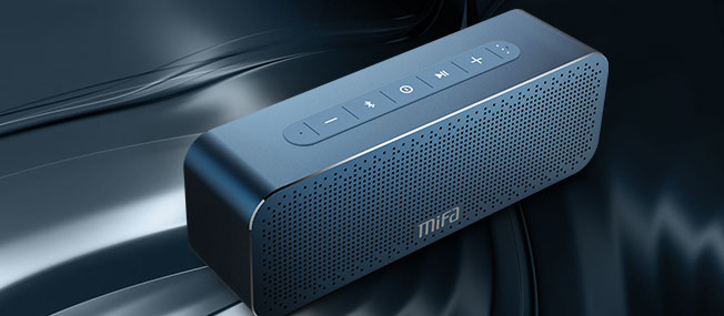 A20 Stereo Bluetooth Speaker