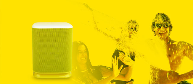 M8 Outdoor Party Bluetooth Speaker